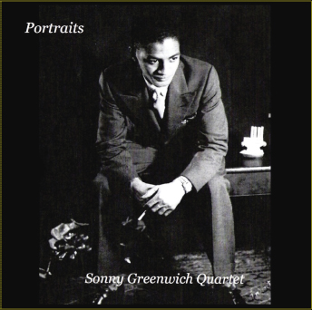 Portraits CD Cover